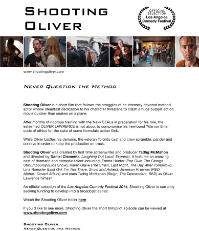2014-04-08 SHOOTING OLIVER_press release_v1_fixed
